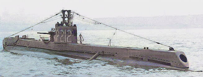 HMS Sahib note the absence of a 'Bandstand' & Oerlikon gun. Deck gun can be seen as can the aft torpedo tube