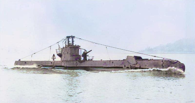 Sea Rover (P218)