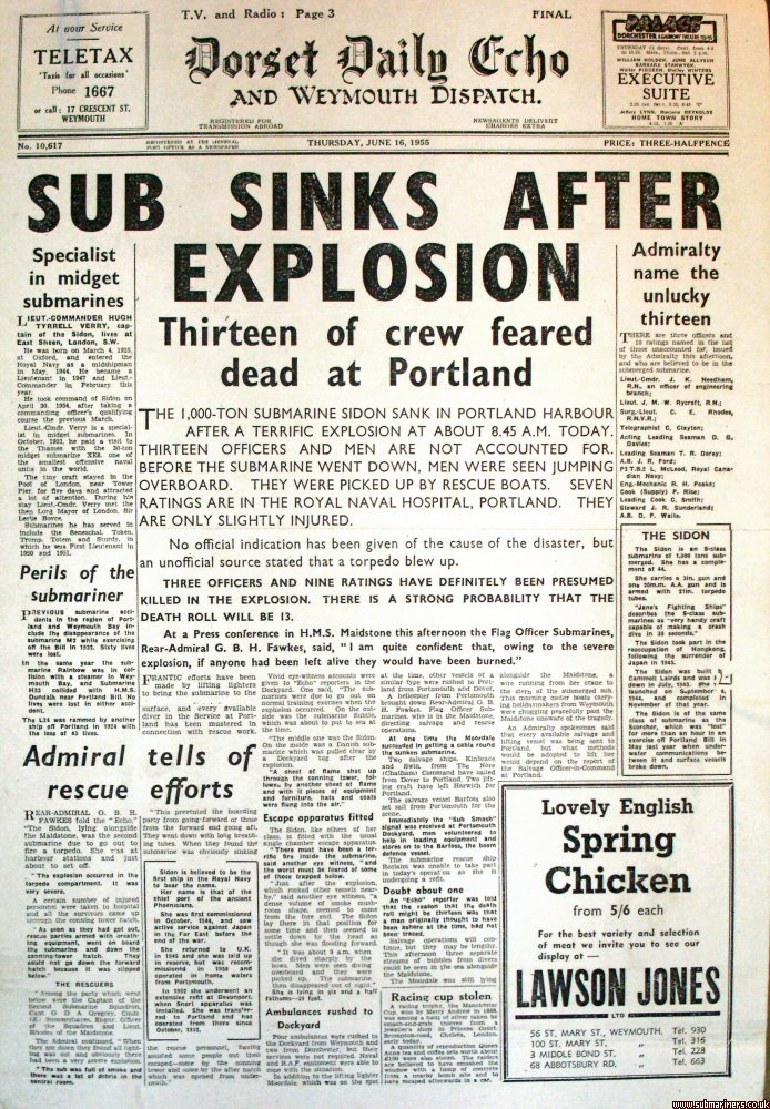 Sidon news article