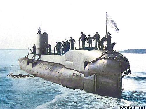 Unidine entering Walney Channel in October 1938