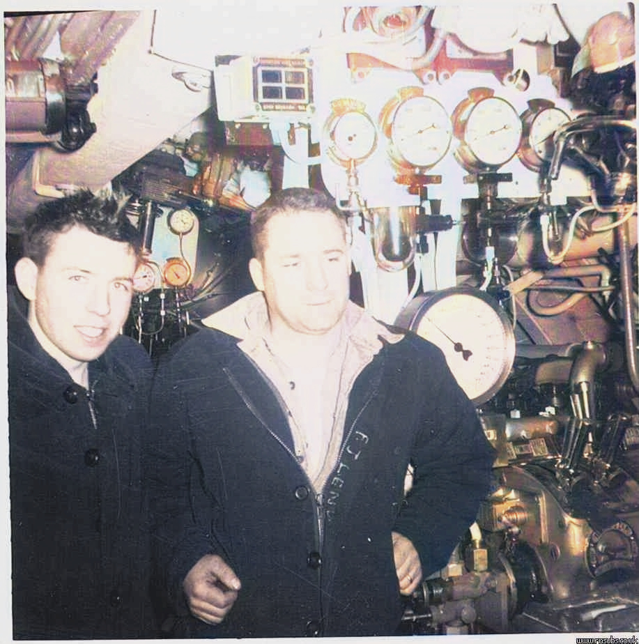 Aldeney Engine Room