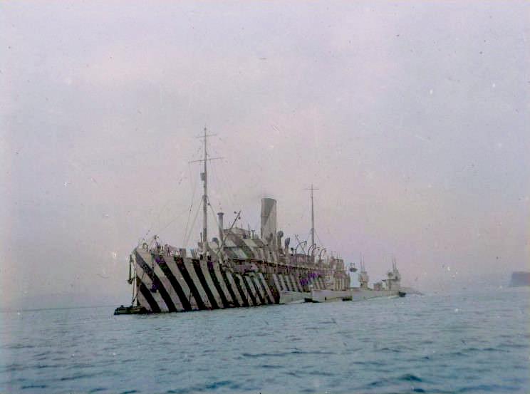 1903 - 1946: Ambrose (F08)