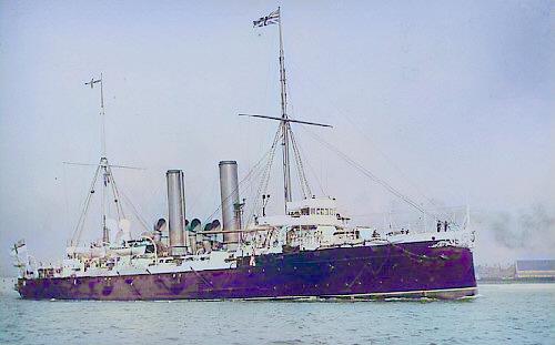 1891 - 1921: Royal Arthur